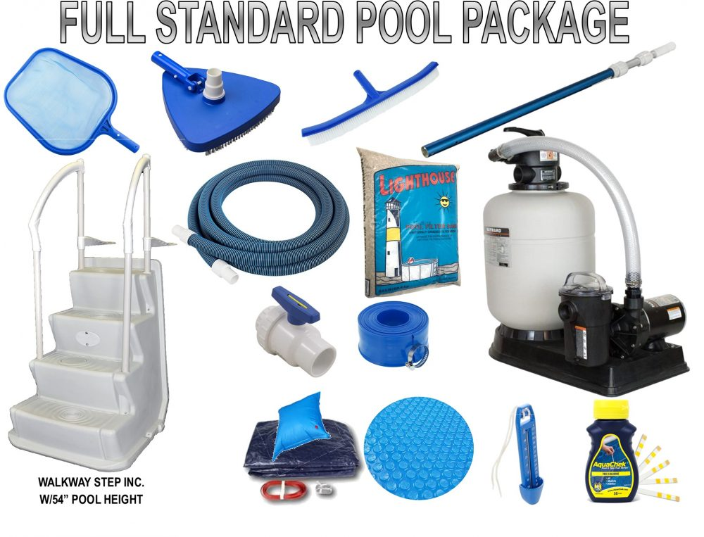 Above Ground Pool Package