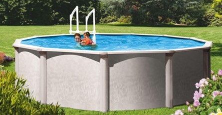 52 Inch Above Ground Pool Package